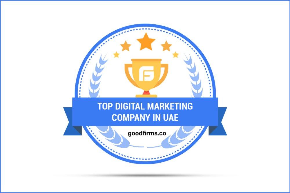 GoodFirms ranks Brainy Bulls among the top Digital Marketing Companies in UAE