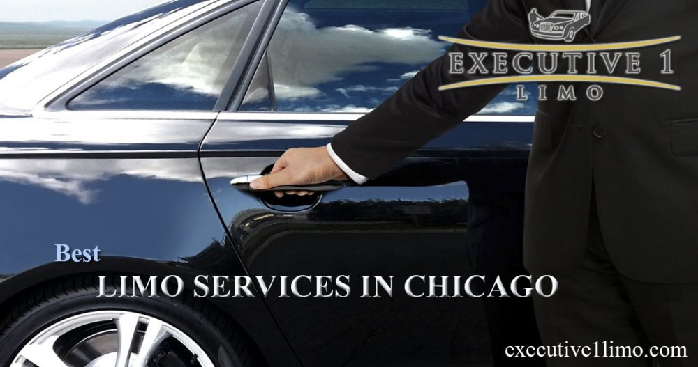 Have a Comfortable Tour with Executive Limo Services in Chicago