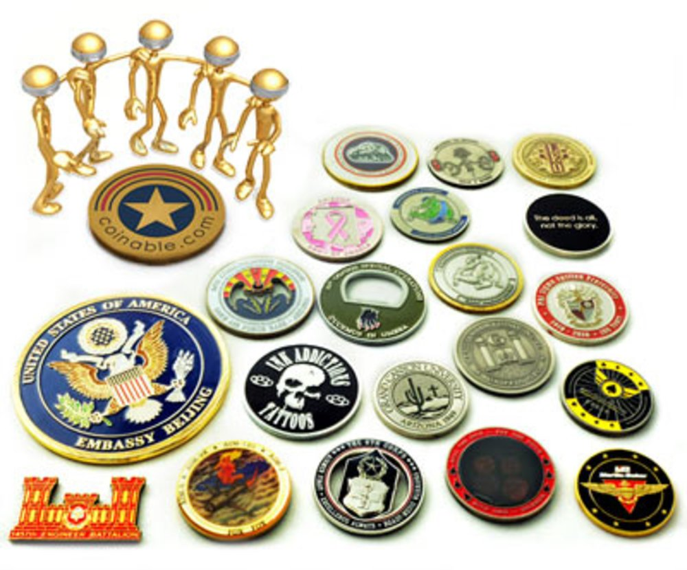 Find The Best Custom Coin Makers To Suit Your Needs