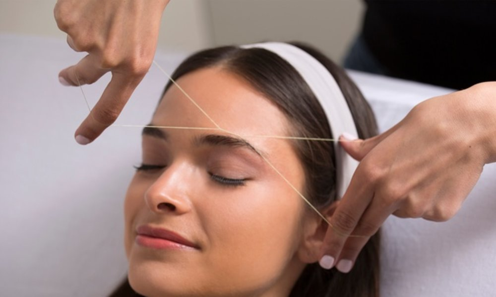 Threading for eyebrows and facial hair? How does it work?