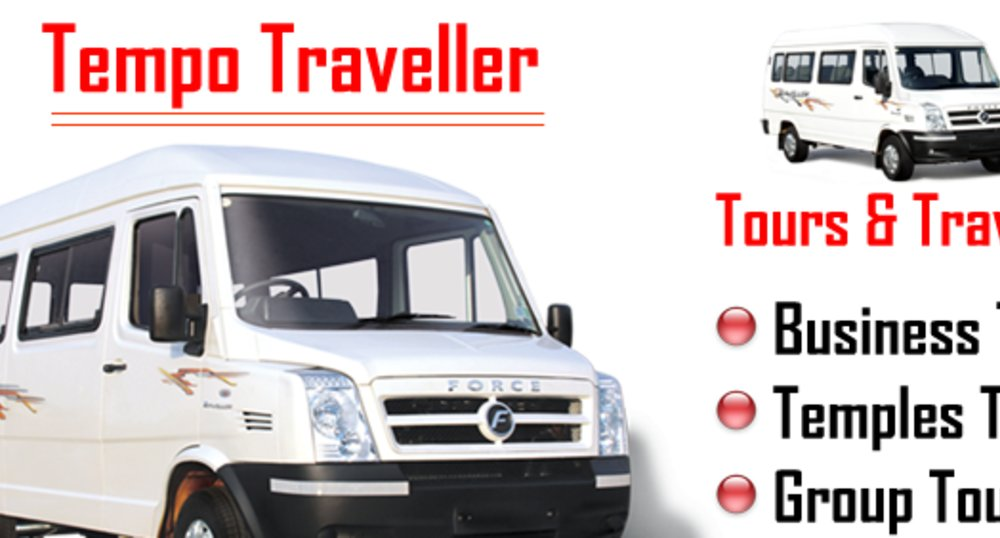 Cheapest Tempo Traveller on Rent for Delhi sightseeing Trip