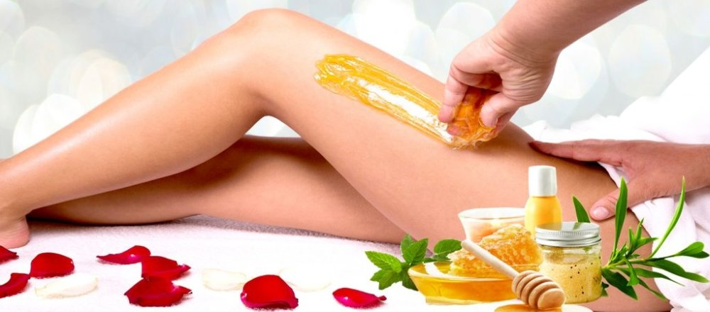 Body Sugaring or Waxing for Soft Silky Summer Body