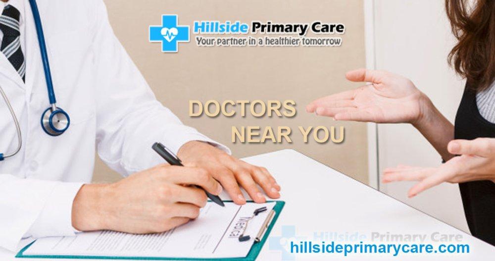 Restore your Health in the Hillside Primary Care