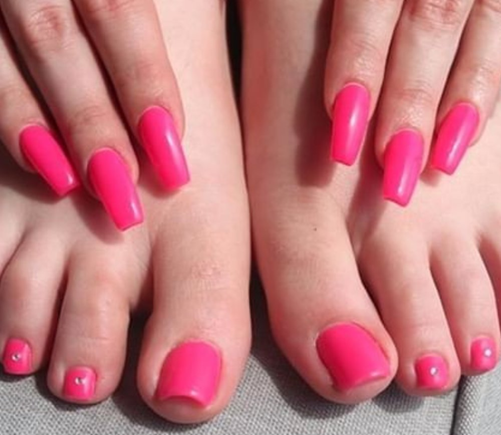 Beautify your Nails this Summer at Waters Edge Salon and Spa
