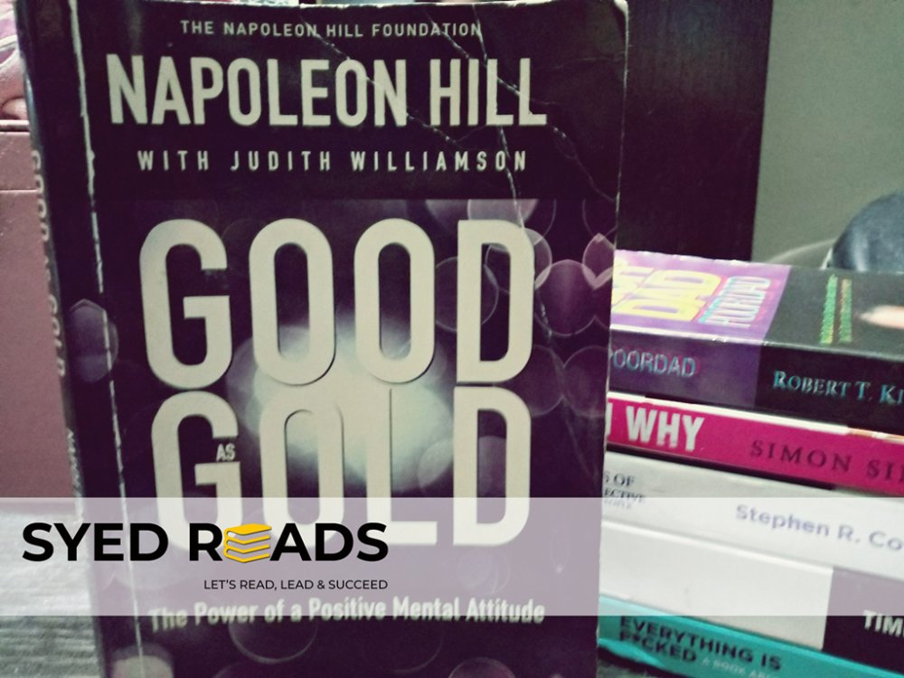 Book Review | Good as Gold by Napoleon Hill