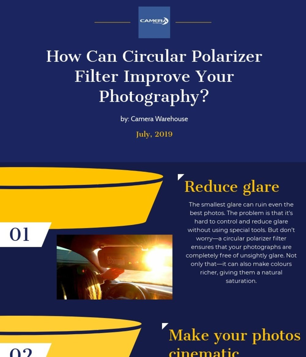 How Can Circular Polarizer Filter Improve Your Photography