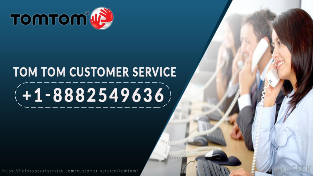 TomTom Customer Service Number
