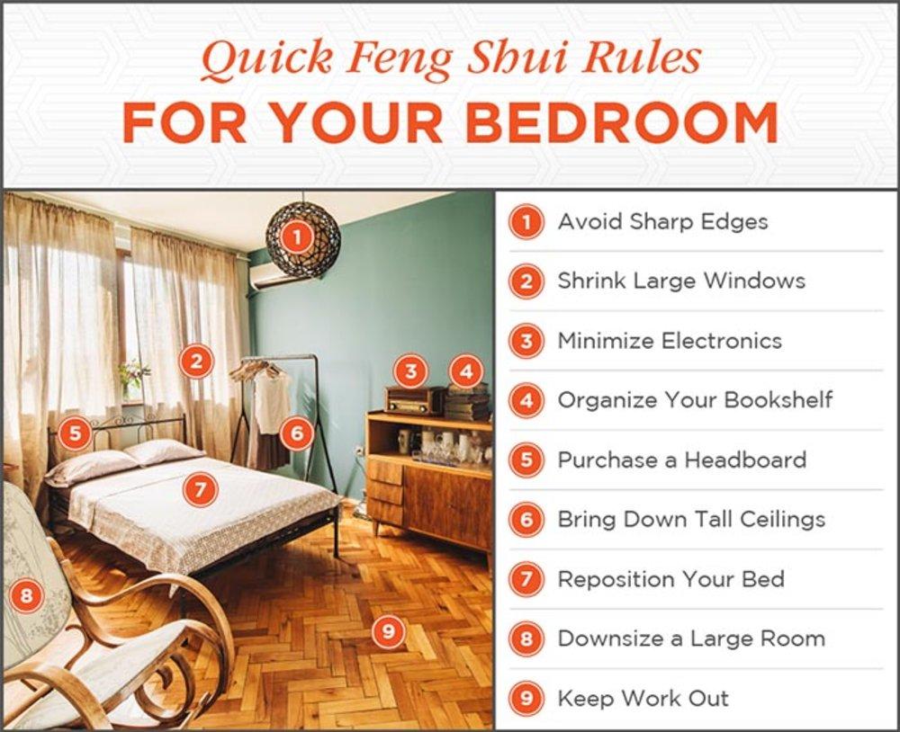 Feng Shui Belongs in the Bedroom