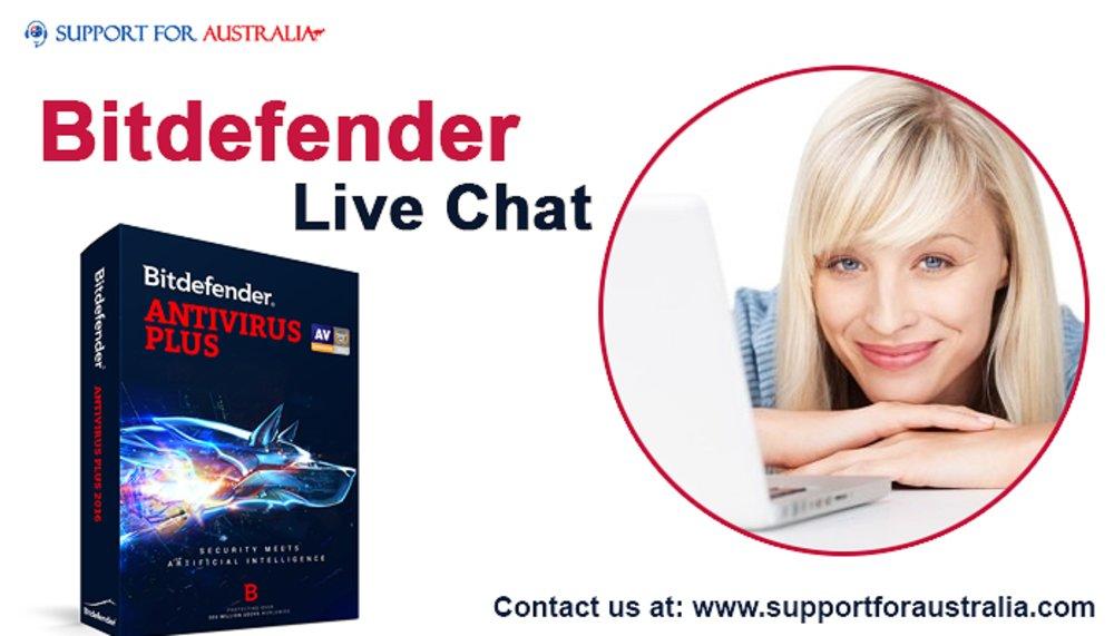 Bitdefender Antivirus Live Chat Customer Support