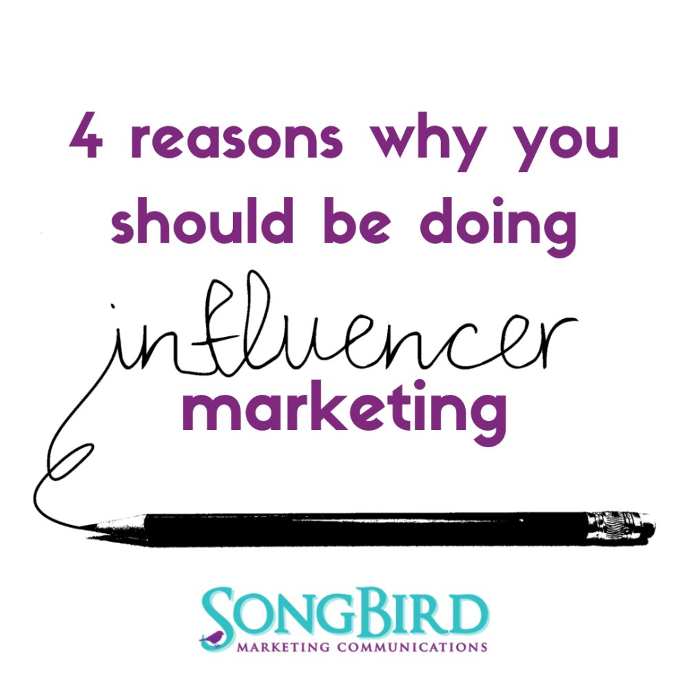 4 Reasons Why You Should Be Doing Influencer Marketing