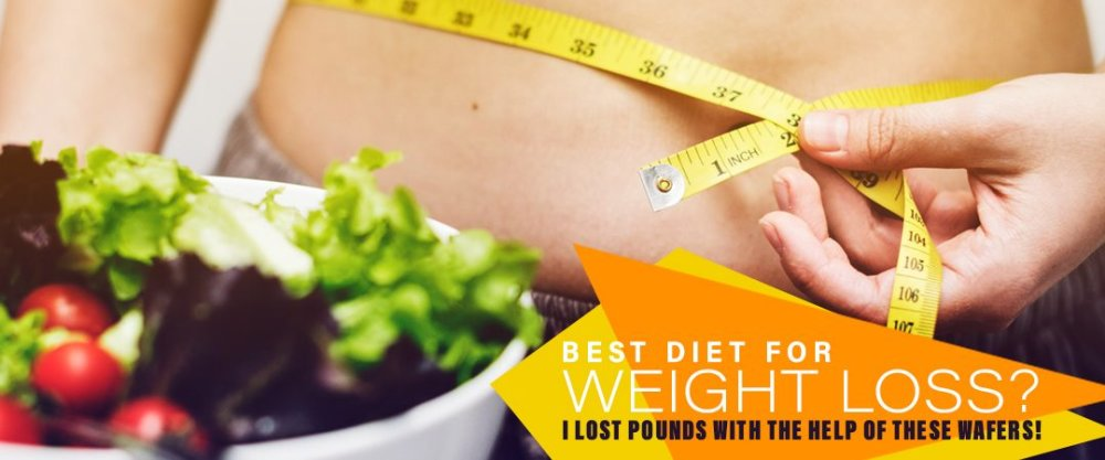 Best Diet For Weight Loss? I Lost Pounds With The Help Of These Wafers!