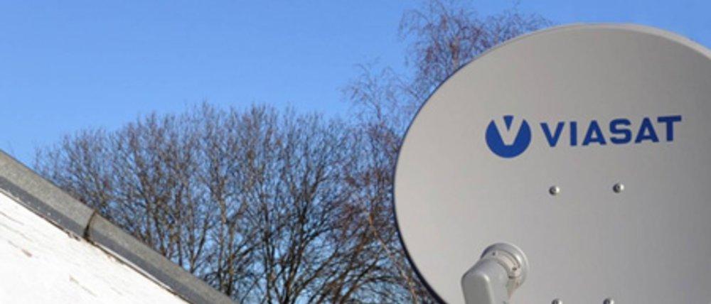 Viasat Satellite Internet for Rural or Poor Internet Network