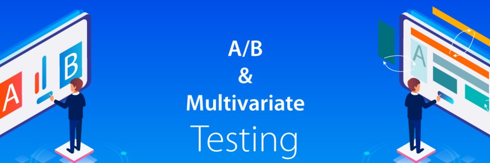 What is AB and Multivariate Testing?