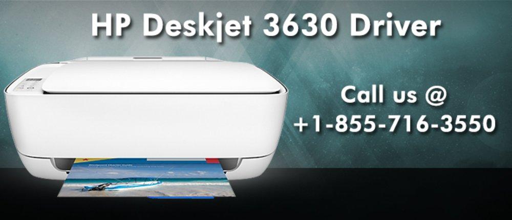 How to setup HP DeskJet 3630 Printer for Mac?