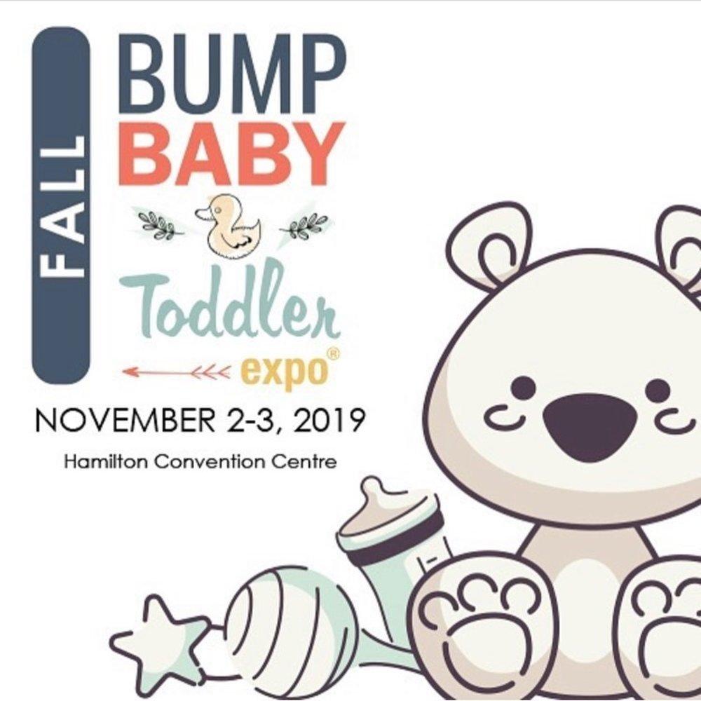 Plan your Visit to Bump Baby Toddler Expo® Nov 2019