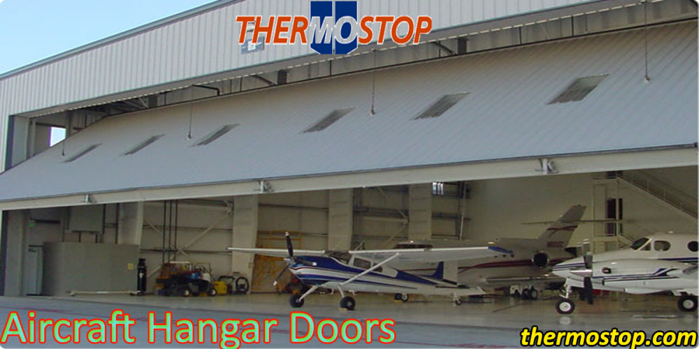 All about acoustic and hangar doors and their use!r content title here...