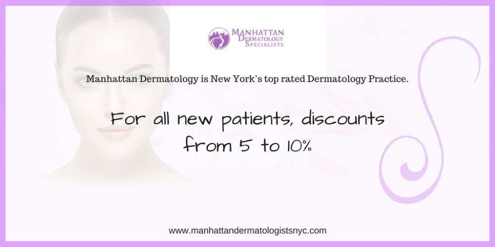 Discount for NEW Patients from Manhattan Foot Specialists