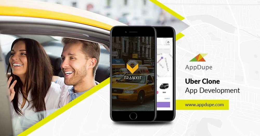 Ride-hailing app development: Choose the right solution to create your app