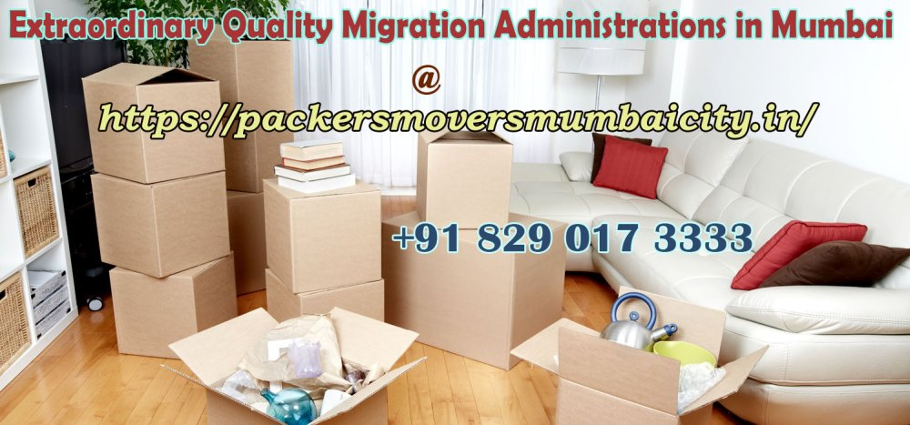 Get Best Packers And Movers Mumbai