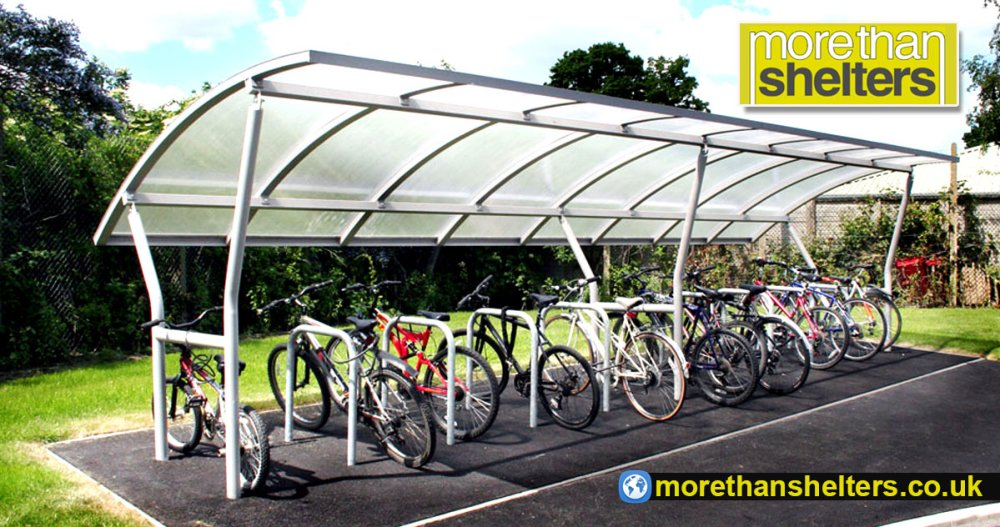 Bike Shelters: The Benefits It Provides
