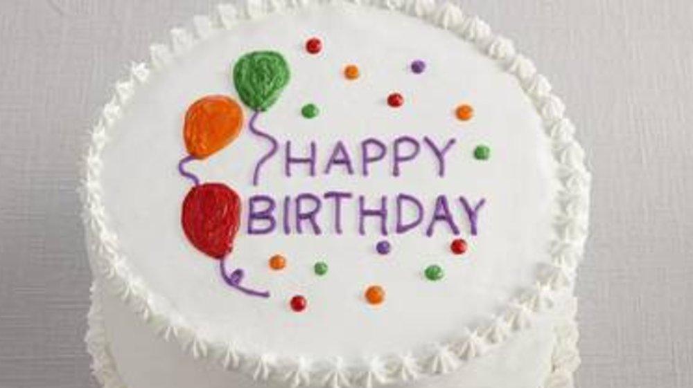 The Best Homemade Birthday Cake