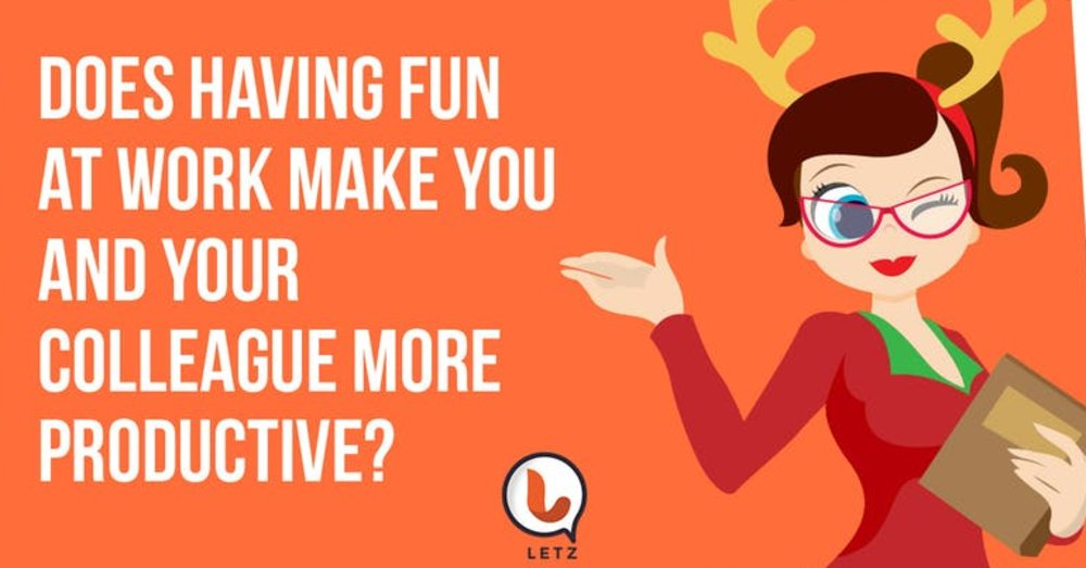 How Fun At Work Improves Productivity