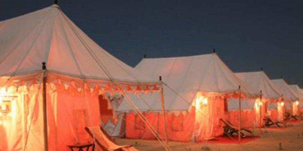 Desert Camp Jaisalmer Luxury Desert Camp Jaisalmer
