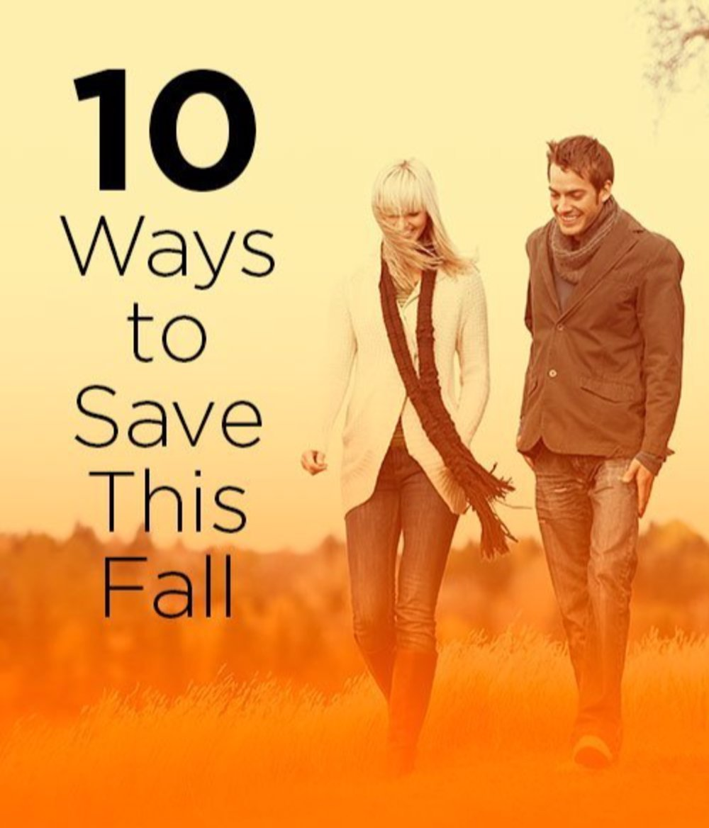 10 Ways to Save This Fall
