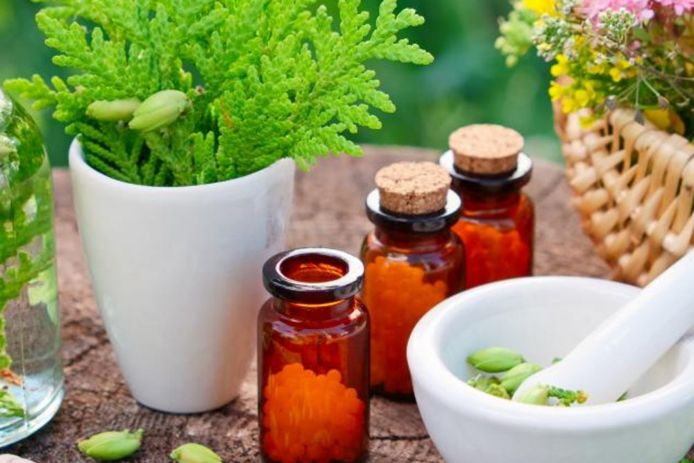 What is the difference between Naturopathy and Homeopathy?