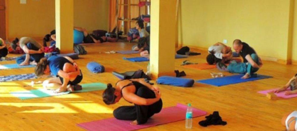 Yoga Teacher Training Program in India