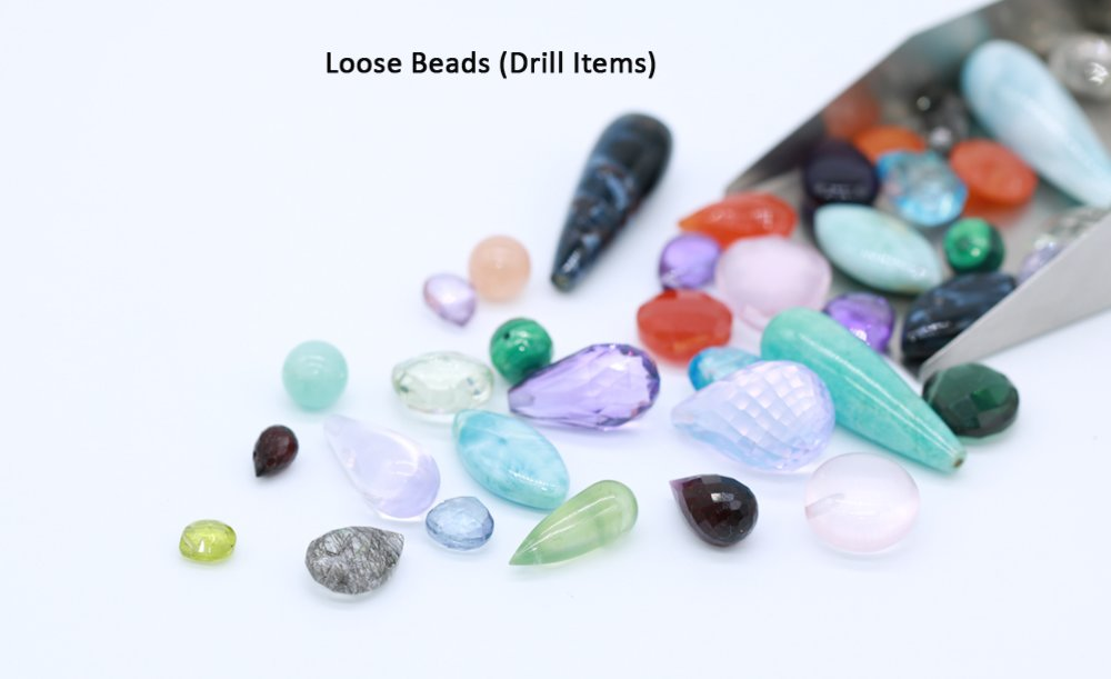 Loose Gemstones and Beads...