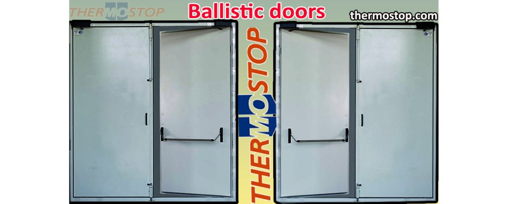Things to consider while buying ballistic door