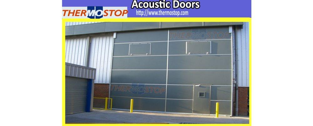 Benefits of choosing acoustic doors