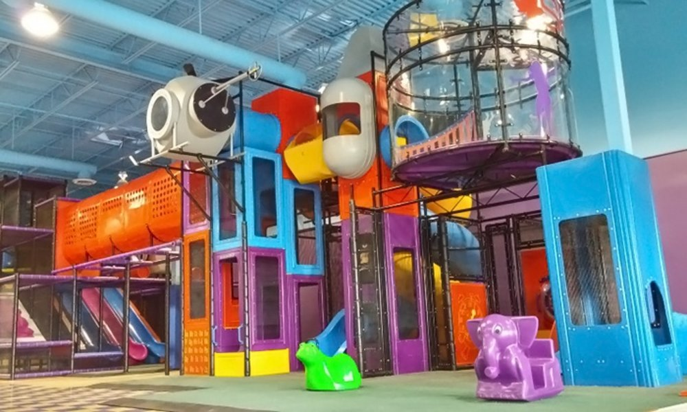 Construct an Indoor Playground in your Home for Kids