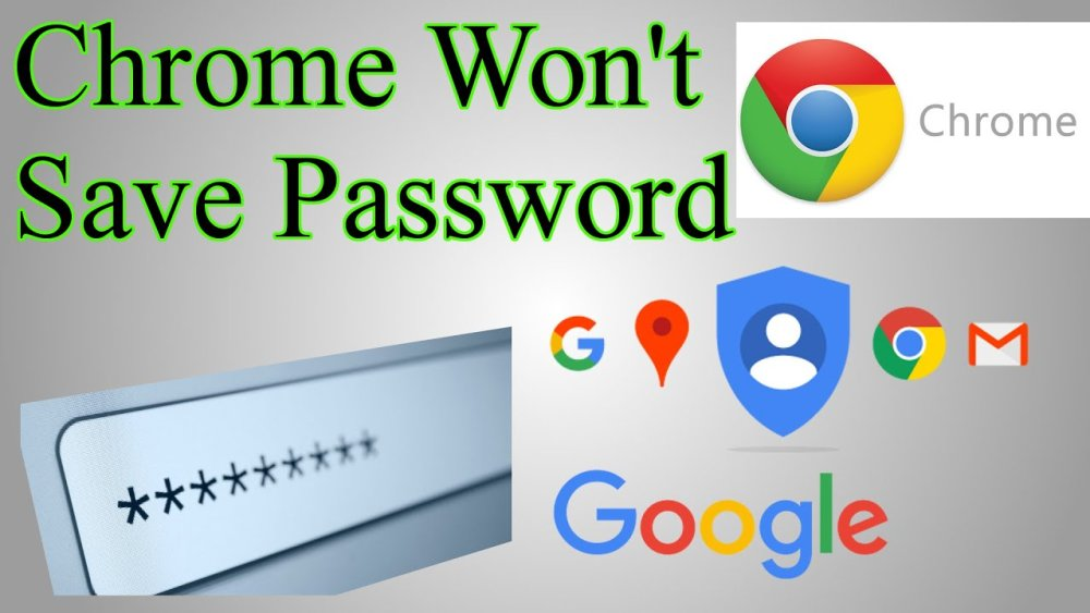 How to Fix 'Chrome Won't Accept Password' IssueEnter content title here...