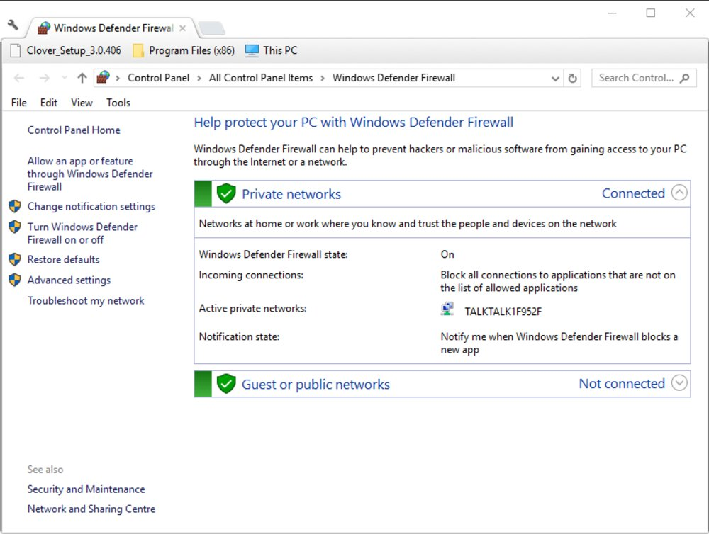 How to Fix Windows 10 Firewall Blocking Google Chrome