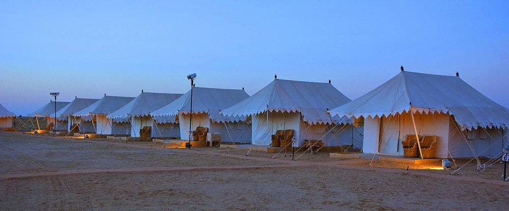 Camp In Jaisalmer | Jaisalmer Camps | Desert Camp Jaisalmer