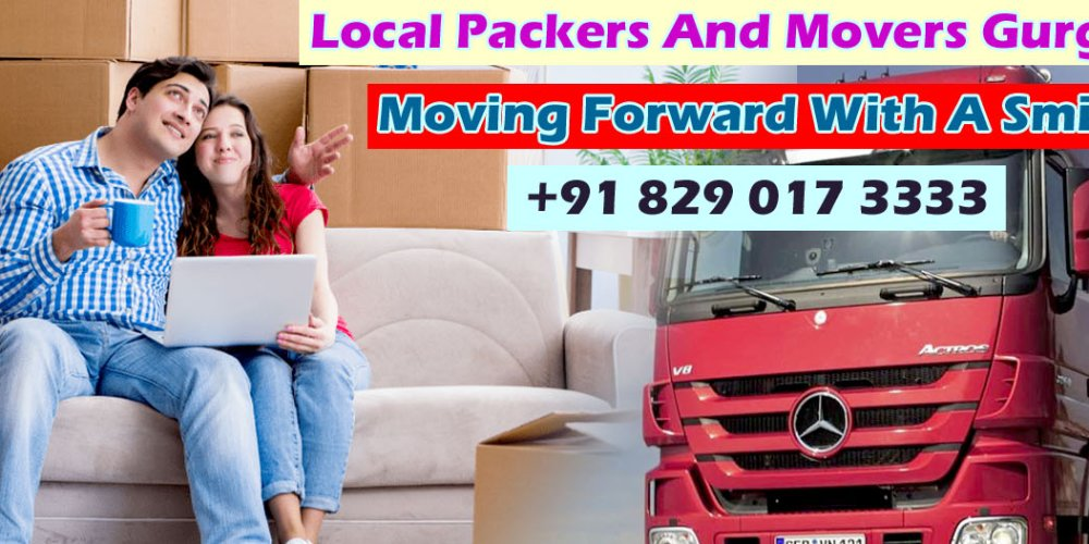 Best and Reliable Packers and Movers Services in Gurgaon
