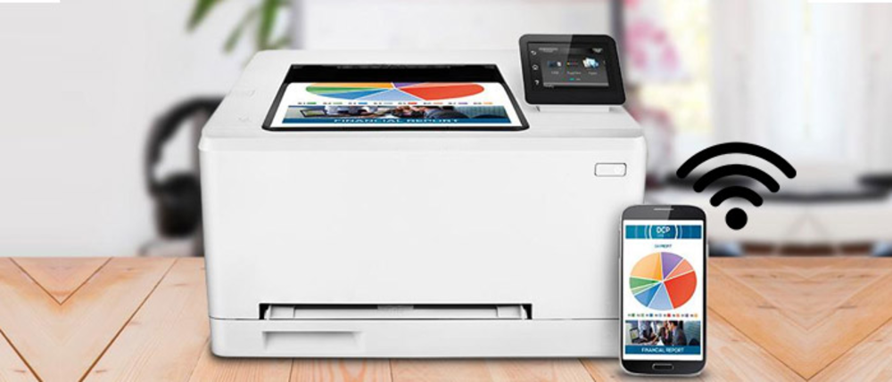 How to Scan From an HP Printer to a Mobile Device?