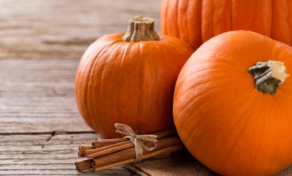 Pumpkin Spiced...