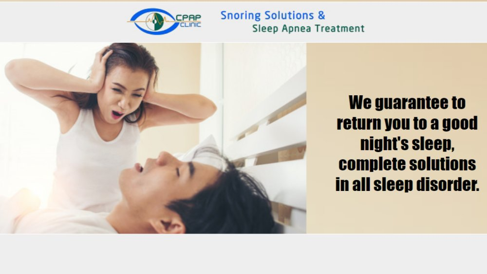 CPAP Clinic Toronto
