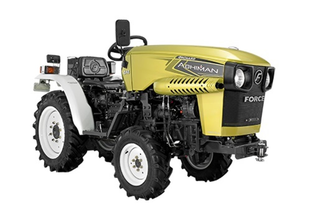 Force Abhiman Tractor Price List India.
