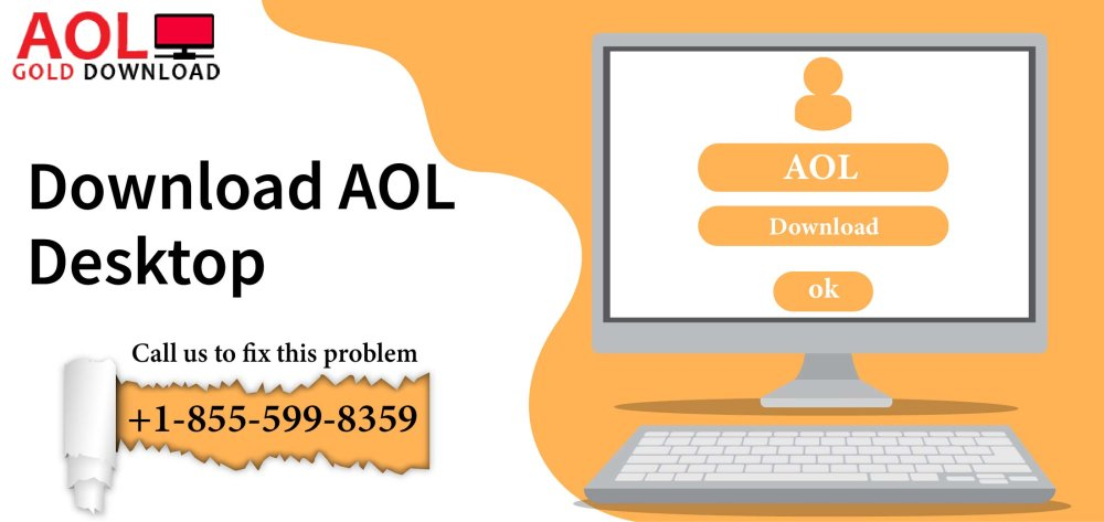 How To Download AOL Desktop Gold? | 1(855) 599-8359 |AOL Gold Download