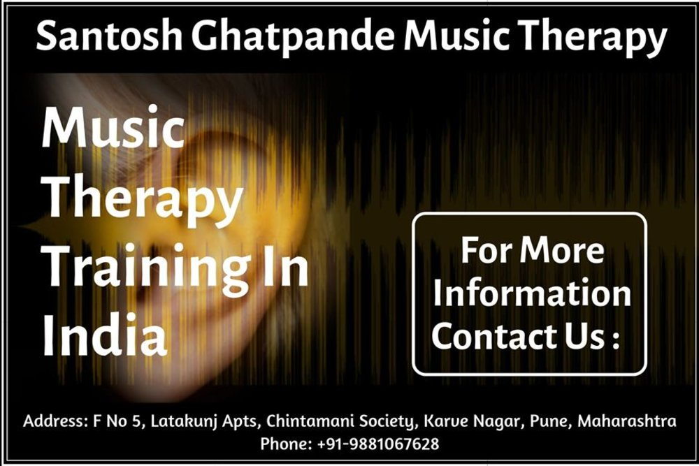 Santosh Ghatpande-Music Therapist in Pune