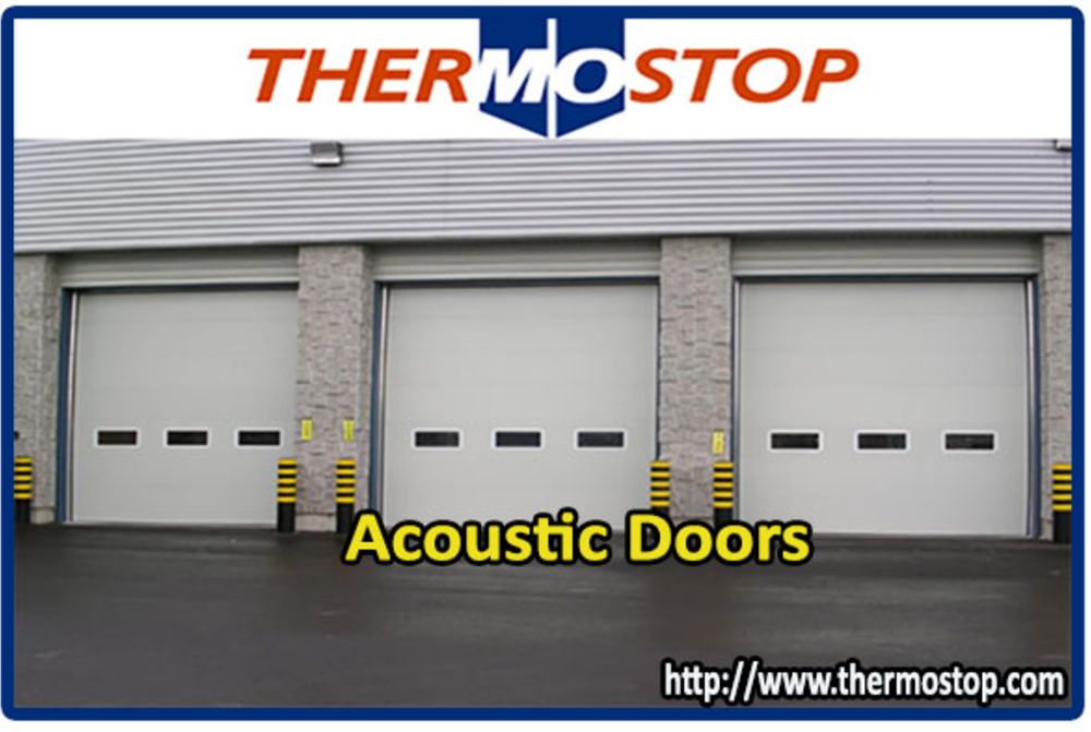Install appropriate doors that fulfills the specific Enter content title here...