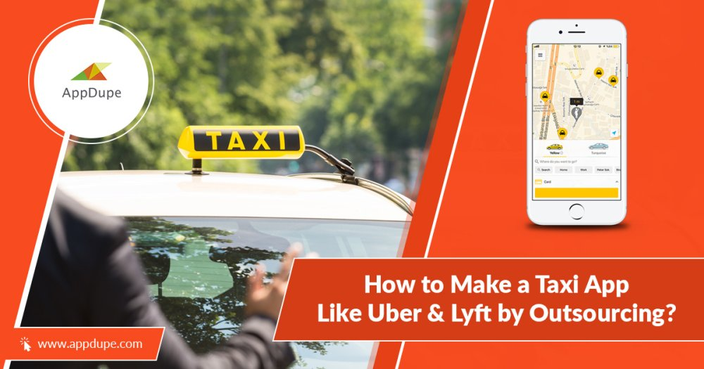 Outsourcing app development for your taxi business: What you should know?