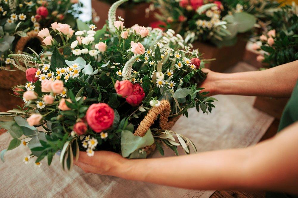Online flower shop in Toronto