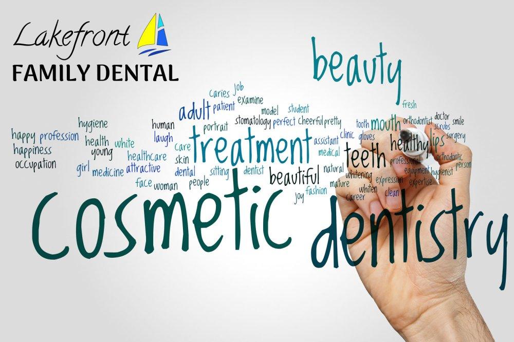 Cosmetic VS Restorative Dentistry