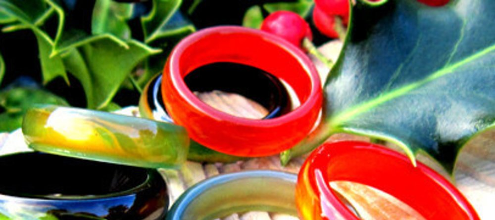 What Are Mood Ring Colors?