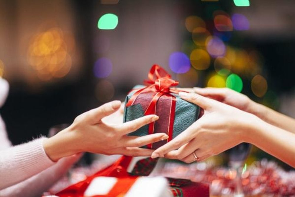 Holiday Season is a Time of Giving